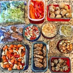 6 months of food prep. Every weekend for six months straight, I spent time prepping food for the week ahead. Here's what I learned and why I recommend it.