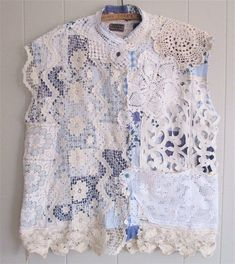 Patchwork Quilt Collage Clothing by myBonny