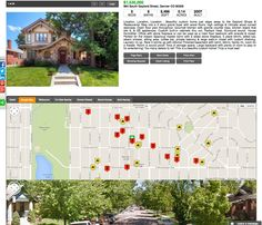 (Search result: Property detail page with street view) Now you can go from searching, to finding. The stress is over. Introducing the DenverRealEstateFirm.com. No more complicated searches. No more computers guessing how you want to live. Now you can browse properties based on precisely what you want. And then dive into as much information as you need to make smart decisions. We will teach and show you how to search for your home like a pro. Think of it as a find engine, not a search engine.