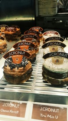 J cronuts.. super yummie for your tummy