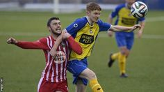 Premiership play-off: Warrenpoint Town v Bangor (Fri)