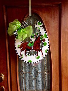 Derby horseshoe