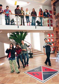 Stills - HQ! - RBD Fotos Rebelde | Maite Perroni, Alfonso Herrera, Christian Chávez, Anahí, Christopher Uckermann e Dulce Maria