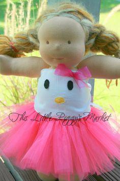 Hello Kitty doll dress