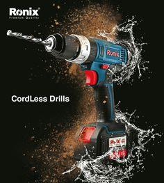 Ronix Cord Less Drills #Ronix #Cord #Less #Drills www.ronixtools.com Ryobi Power Tools, Makita Power Tools, Cordless Power Tools, Woodworking Power Tools, Japanese Woodworking, Easy Woodworking Projects, Milwaukee Power Tools, Tool Poster, Branding And Packaging