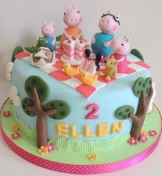 Pricing for children's cake