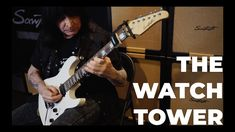 The Watch Tower - Michael Angelo Batio (Guitar Play-through) Michael Angelo, Water Tower, Playing Guitar, Instrumental, Watch, Youtube, Clock, Bracelet Watch, Clocks