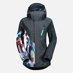 Fawn Ins Jacket - Jackets - Women - Snow