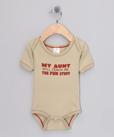 Love this! @Danielle Lampert Giudice now i just need the niece or nephew to give it to haha