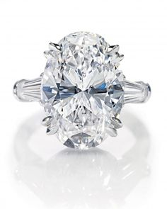 Celebrity Engagement Rings Oval Cut 26