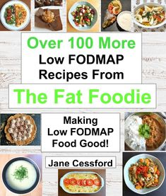 I'm thrilled to announce that my second cookbook Over 100 More Recipes From The Fat Foodie is now available to buy on Amazon for the Kindle! Paperback edition coming soon!