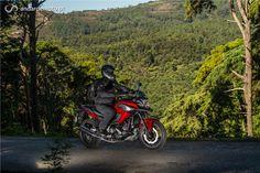Honda NC750X - Caso sério - Test drives - Andar de Moto