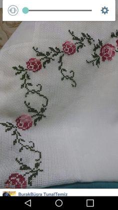 Prayer Rug, Crochet Tablecloth, Cross Stitch, Couture, Beads, Rugs, Decor, Crochet Ideas, Dish Towels