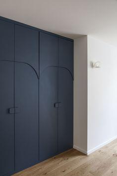 Architecture, Interior, Branding, Webdesign & Everything in between Wardrobe Door Designs, Wardrobe Doors, Bedroom Wardrobe, Wardrobe Closet, Sliding Wardrobe, Shelf Design, Cabinet Design, Interiores Design, Home Decor Accessories