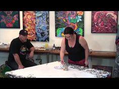Free Art Lessons Rebecca Brady - YouTube