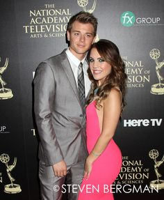 Chad Duell and Kristen Alderson MoreKristen Alderson And Chad Duell