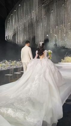 Fancy Wedding Dresses, Dresses Elegant, Princess Wedding Dresses, Wedding Dress Styles, Bridal Dresses, Beautiful Dresses, Wedding Gowns, Prom Dresses, Gorgeous Wedding Dress