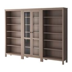 IKEA Hemnes Bookcase - Will be fantastic for my Transformers and LEGO Display - Ikea DIY - The best IKEA hacks all in one place Ikea Storage, Bookcase Storage, Tall Cabinet Storage, Locker Storage, Book Shelves, Pine Shelves, Lego Storage, Storage Units, Media Storage