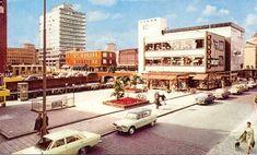 Hoogstraat Rotterdam (jaartal: 1960 tot 1970) - Foto's SERC
