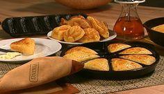 Chipotle Cornbread from P. Allen Smith's Kitchen