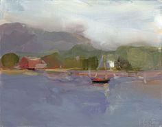 Christine Lafuente Paintings - Gross McCleaf Gallery, Philadelphia