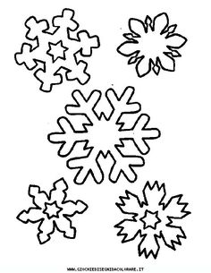 16 Easy Christmas Snowflakes Coloring Pages Free Printable Christmas Templates, Easy Christmas Crafts, Christmas Snowflakes, Christmas Colors, Simple Christmas, Kids Christmas, Christmas Ornaments, Christmas Decorations, Snowflake Coloring Pages