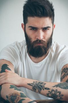 Chris John Millington. Sexy Guy with Tattoos #tattoo #tattoos #tattood #sexy #sexubody #tats #ink #inked #guy #man #tatts #inkedguys #guyswithtattoos