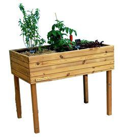 carr potager sur pieds marta 60 x 80cm castorama simples pinterest. Black Bedroom Furniture Sets. Home Design Ideas