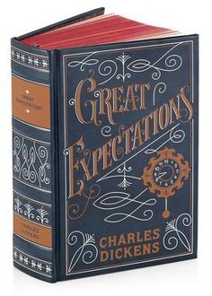 BARNES & NOBLE | Great Expectations (Barnes & Noble Leatherbound Classics) by Charles Dickens | NOOK Book (eBook), Paperback, Hardcover, Audiobook, Other Format