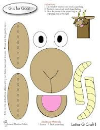 Image result for the three billy goats gruff craft activity