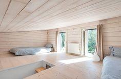 Another awesome Scandi design house Decor, Bunks, House Design, House, Home, Trundle Bed, Bed, Bunk Beds, Coastal Style