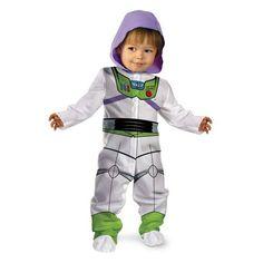 Disney Infant Buzz Lightyear Costume Toy Story Size 12-18M @ niftywarehouse.com #NiftyWarehouse #Toy #Story #Movie #ToyStory #Pixar