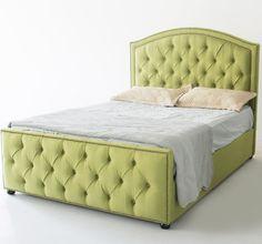 Klasyczne łóżko pikowane Andrea