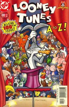Looney Tunes comic (2003)