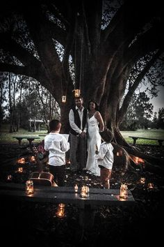 A beautiful intimate second wedding / vow renewal ceremony with kids! Vow Renewal Dress, Vow Renewal Ceremony, Wedding Renewal Vows, Wedding Ceremony, Best Wedding Vows, Wedding Vows To Husband, Wedding Stuff, Dream Wedding, Wedding With Kids