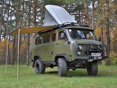 UAZ Patriot поделился опциями с «Буханкой» - Автомобили - АвтоВзгляд