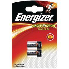 Prezzi e Sconti: #Alkaline battery lr44 6 v 2-blister  ad Euro 8.90 in #Giordanoshop com #Hi tech audio e video pile