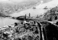 Les ruines de Cologne