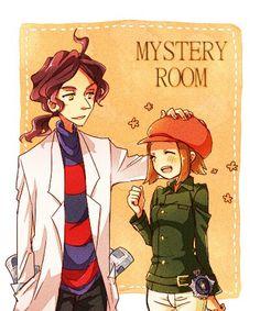 Layton Brothers Mystery Room, Phoenix Wright, Danganronpa Memes, Period Dramas, Best Games, Detective, Nerdy, Video Games, True Gentleman