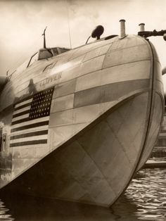 Pan Am Flying Boat