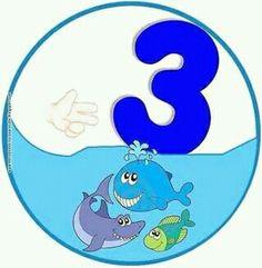 3 peces