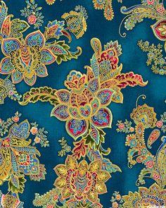 La Scala 7 - Juliet's Garden - Quilt Fabrics from www.eQuilter.com