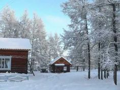 Oymyakon la ville la plus froide du monde