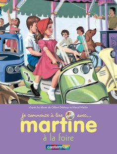Martine à la foire - Marcel Marlier, Gilbert Delahaye -  - 9782203048805