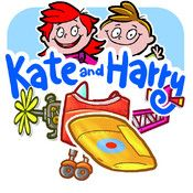 Build a Plane with Kate and Harry
