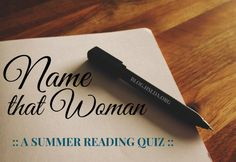 Name That Woman: Summer Reading Quiz | HSLDA Blog