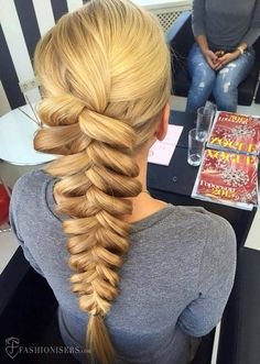 5 Pretty Braided Hairstyles To Inspire You This Summer | Fashionisers