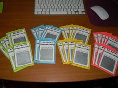 Classroom lottery tickets