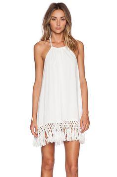 #REVOLVEclothing Malibu Tassel Dress - Under $100 - Perfect Summer Style!