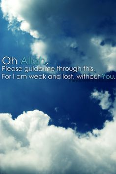 There is no other guidance than the guidance from the self sustaining; Allah the Almighty
